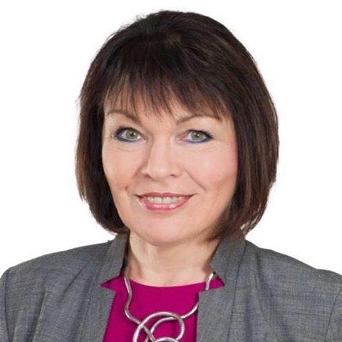 Isabella Zins Direktorin